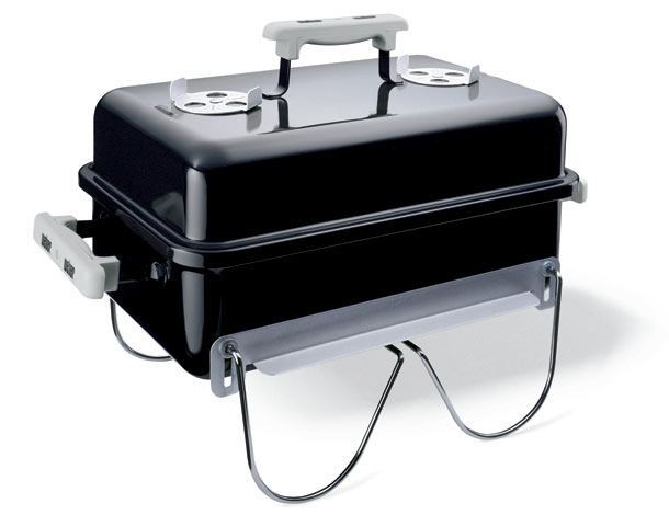 Rookgordijn jan - Barbecue weber portatif ...
